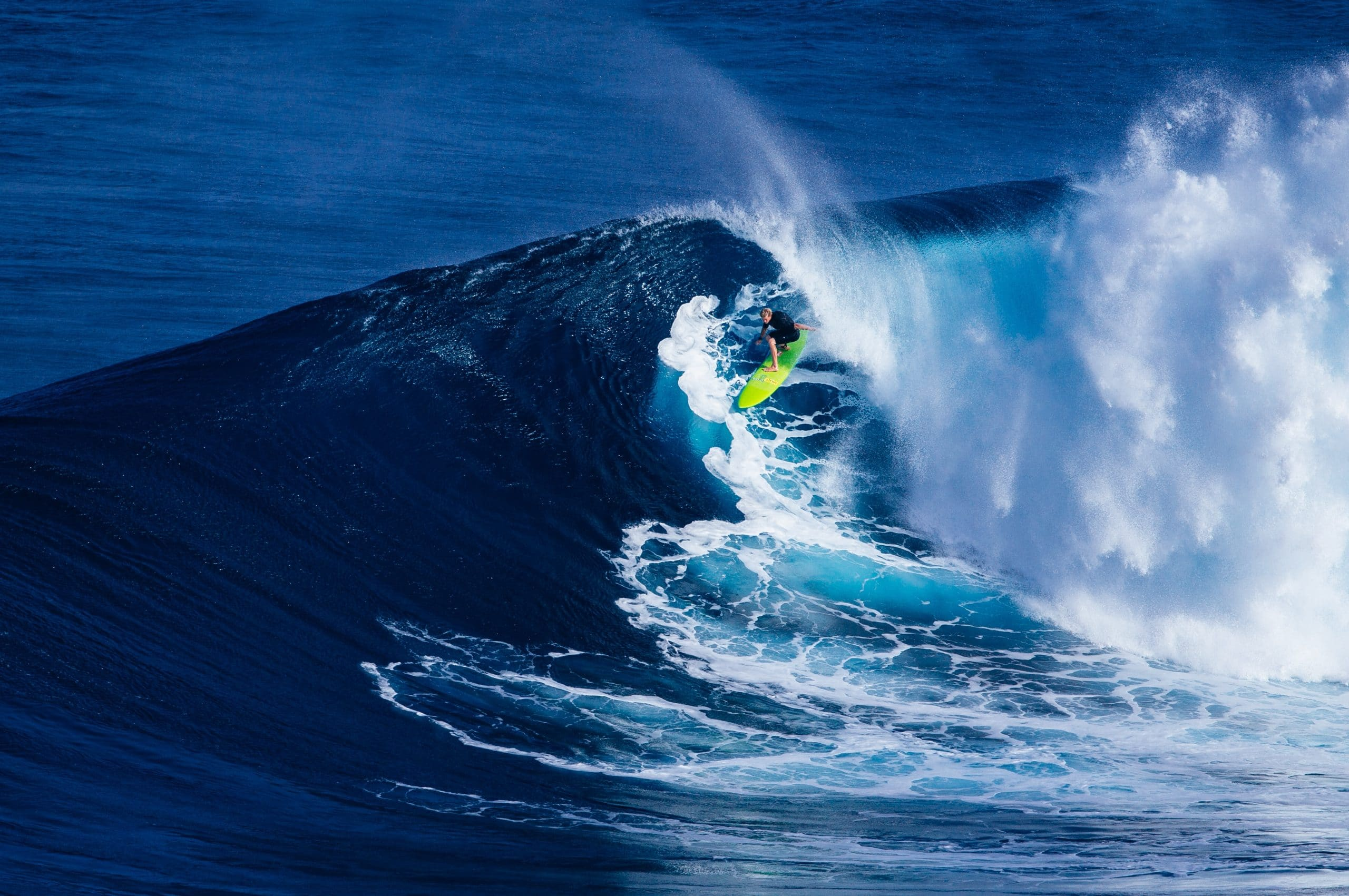 John Florence CHARGING | Jaws, Hawaii