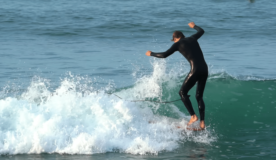 Longboard Surf Leash